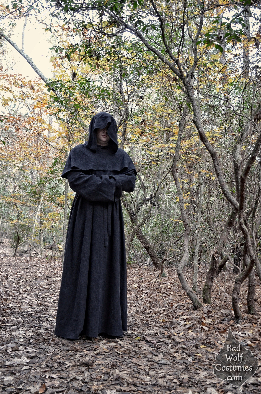 Death Robe Mens Halloween XL