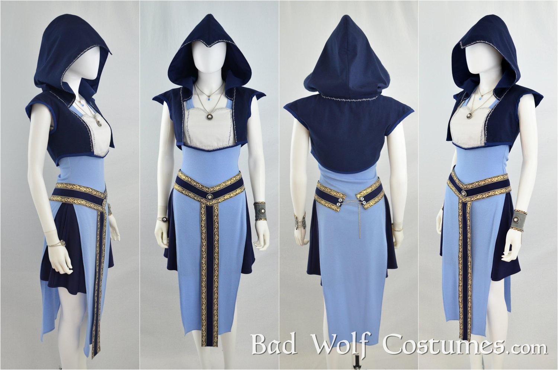 Mage Kostüm World of Warcraft Fantasy cosplay LARP