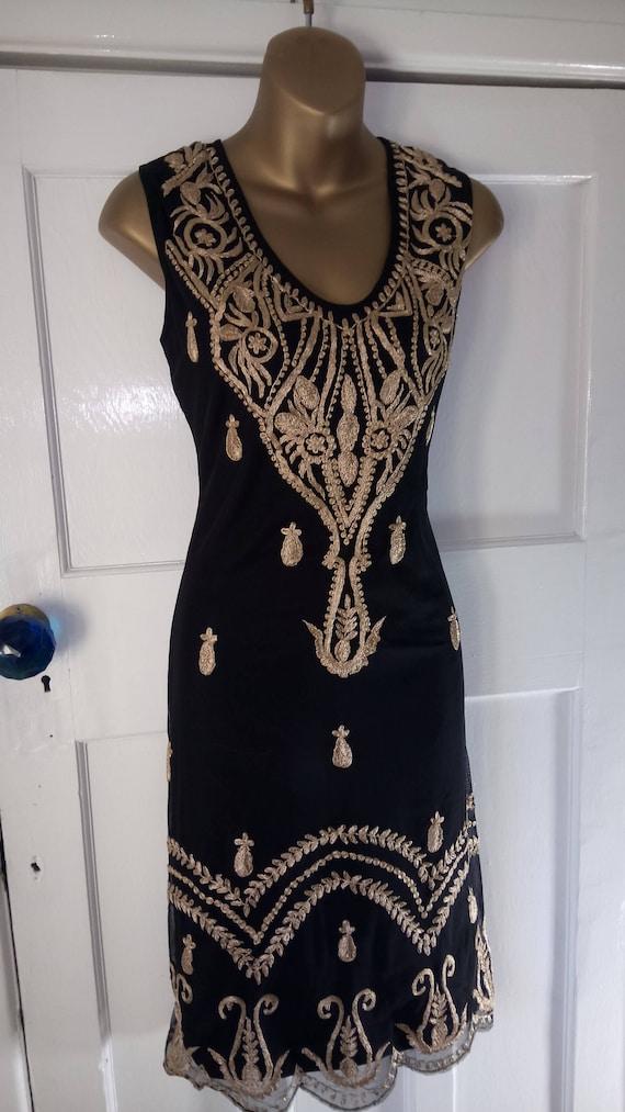 Great Gatsby Dress Flapper Charleston 1920s Plus Size