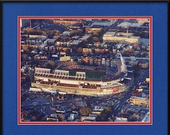 Wrigley Field Wall Art - Cubs Stadium & Wrigleyville