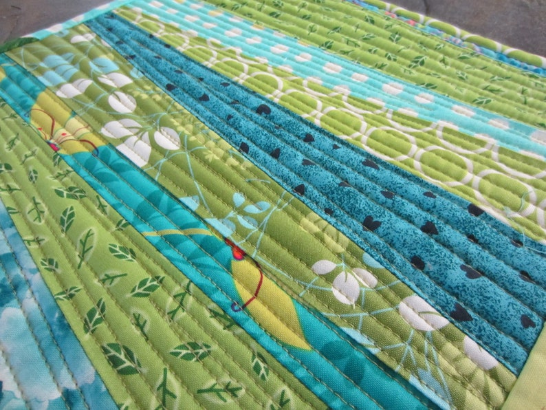 Doorway Quilt or Table Runner Quilt Pattern  Digital image 0