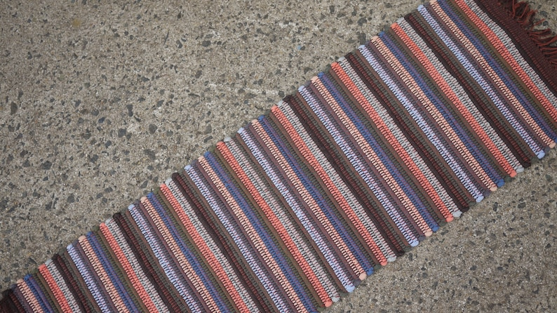 Superb 12 X 36 Table Runner Coral With Earth Tones Download Free Architecture Designs Intelgarnamadebymaigaardcom