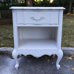 Vintage French Provincial SideTable