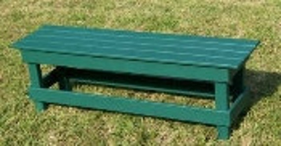 Outdoor Wood Bench,Wood Garden Table, Deck Furniture, Patio Bench, Garden  Bench, Wood Deck Bench, Wood Patio Bench,Wood Yard Bench,