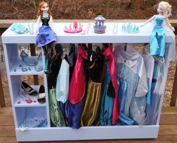 Superieur Kids Dress Up StationDress Up StorageDress Up ClosetDress   Etsy