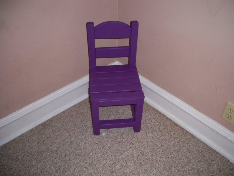 Kids Time Out Chair, Kids Chair,Kids Wooden Chair, Kids Wood Chair