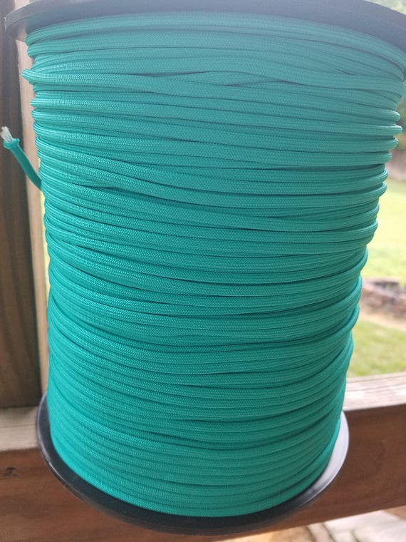 100 ft hank of Sea Foam Green 550 Paracord by Atwood | Etsy