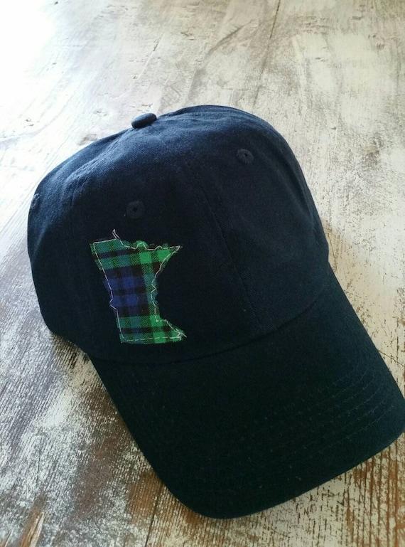Kids Minnesota Hat| Kids Hat | Minnesota Hat l Baseball Hat | Minnesota Cap | Baseball Hat | MN Hat | MN Baseball | Kids Baseball Hat |