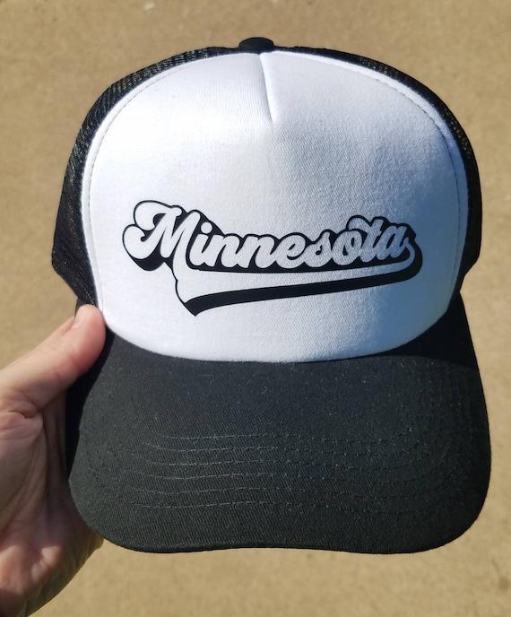 Minnesota Hat | Minnesota Trucker Hat |Trucker Hat | Hat | Foam Trucker Hat | Gift | Cute Hat |