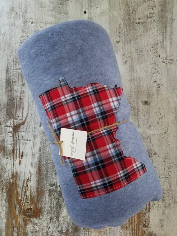 Minnesota Throw Blanket   Minnesota Blanket   Cabin Blanket   Lake Blanket   66 X 90 Blanket   Minnesota Decor   Home Decor   Minnesota Home
