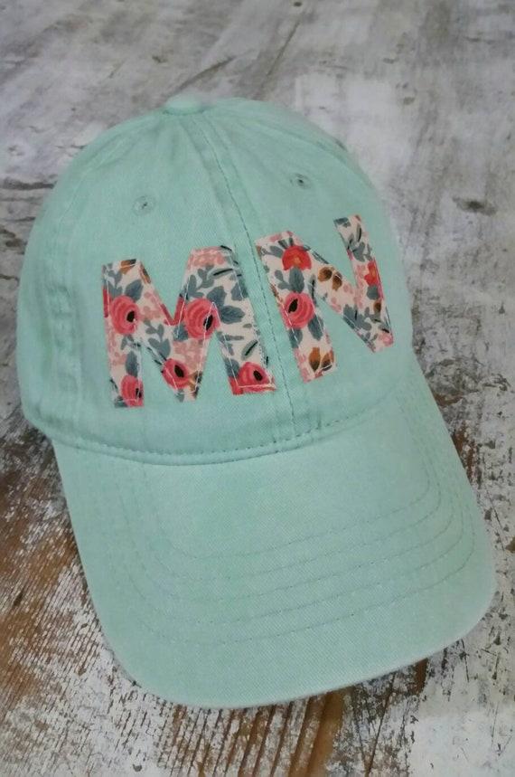 Minnesota Hat | Minnesota Floral Baseball Hat | Minnesota Cap | Baseball Hat | MN Hat | MN Baseball | Floral Hat | Rifle Paper Co. |