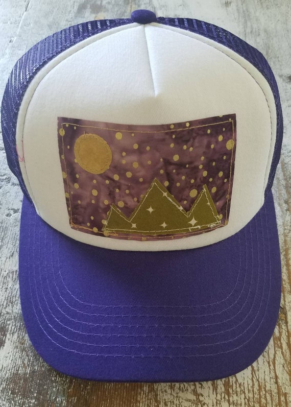 Mountain Hat | Adventure Trucker Hat | Get Lost Trucker Hat | Adventure Awaits Hat | Foam Trucker Hat | Gift | Cute Hat | Mountains