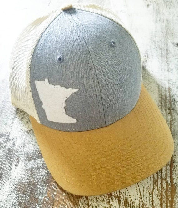 Minnesota Hat | Trucker Hat | Miles Hat Collection |