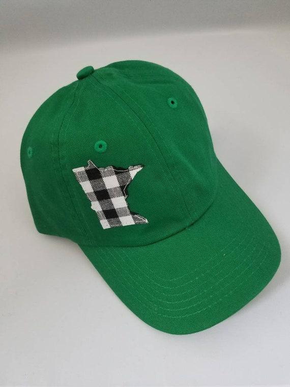 Kids Minnesota Hat| Kids Hat | Minnesota Floral Baseball Hat | Minnesota Cap | Baseball Hat | MN Hat | MN Baseball |