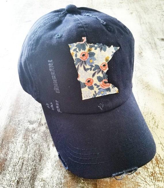 Minnesota Hat | Minnesota Trucker Hat | MN Hat | State Pride | Baseball Hat | Minnesota | Gift |
