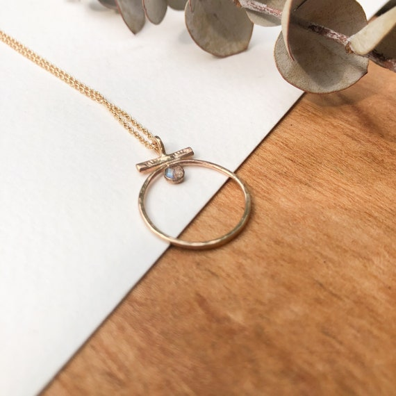 Arlo - gold filled or sterling silver, delicate chain