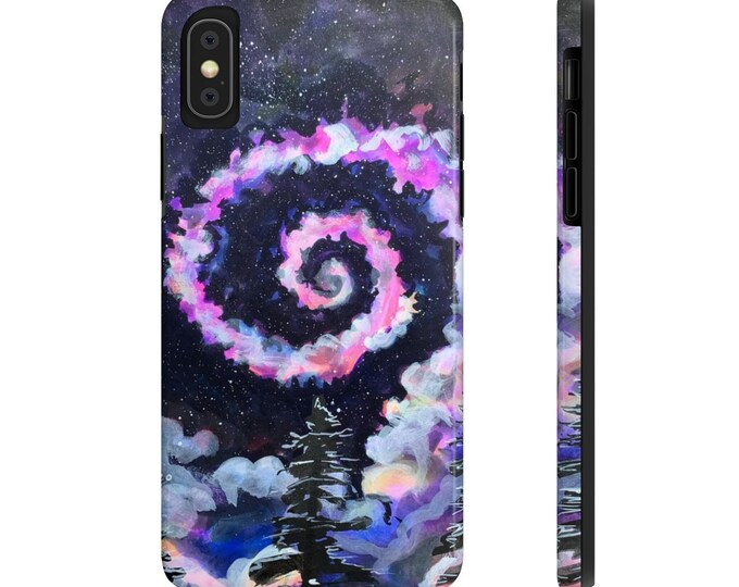 Spiral Galaxy - Case Mate Tough Phone Cases