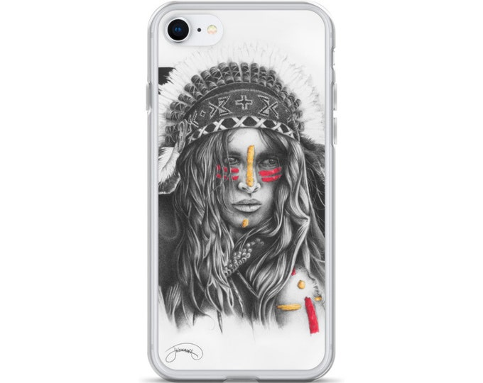 Featured listing image: Chief - iPhone Case