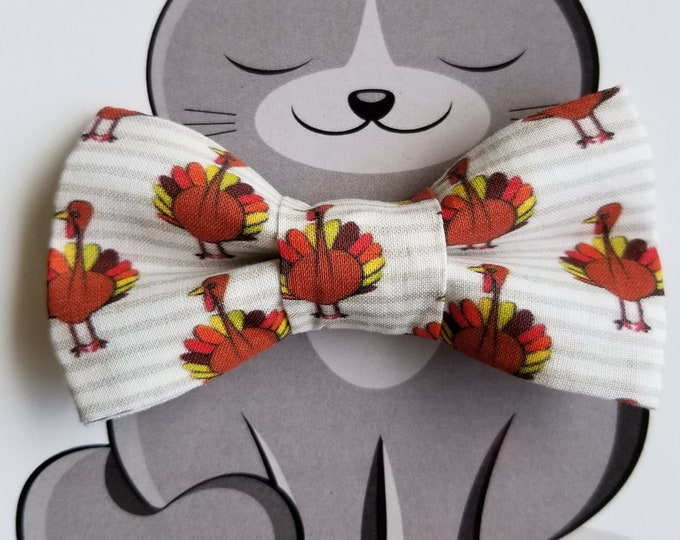 Cat and Dog Bow Ties