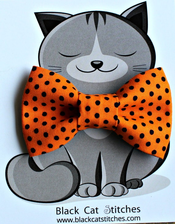 Halloween Costume Dog//Cat Bow Tie One Size Fits All