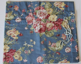 Vintage Curtain Valance Waverly Garden Room French Country