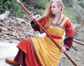 Custom Women's Viking Garb Set