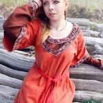 Hobbit Sized Viking Overdress