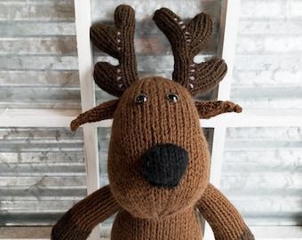 Reindeer - Reindeer Games - Caribou - Deer - Antlers - Cow - Bull - Christmas - Santa - Rudolph