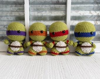 Ninja Turtles - TMNT - Mutant Ninja Turtles - Turtles - Ninja - Super Hero - Turtle Ninjas - Donatello - Raphael - Leonardo - Michelangelo