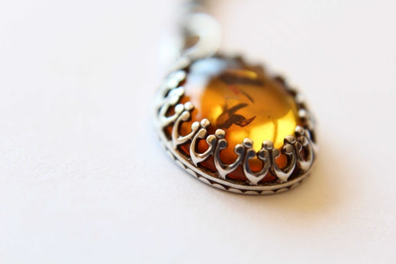 Amber Necklace, Baltic Amber Necklace, Natural Amber Necklace, Baltic Amber, Amber Jewelry, Amber Pendant Necklace, Raw Amber, Gift