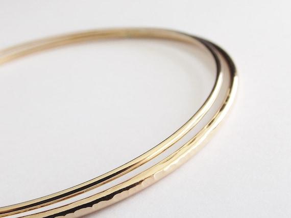 Gold Bangle Set, Bracelets, Bangle Bracelet Set, Boho Bracelets, Personalized Jewelry, Boho Jewelry, Boho Bangle Bracelet