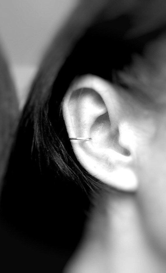 Simple Ear Cuff, Choose your set, Mixed Metal Ear Cuffs, Everyday Ear Cuff, Ear Cuff, Ring Ear Cuff, Customizable Ear Cuff Earring,Cuff