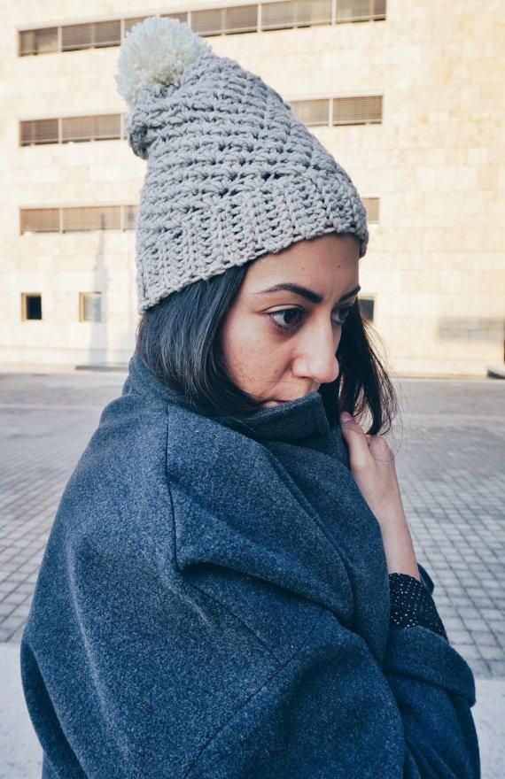 Hat Crochet Pattern Beanie Crochet Pattern Womens Hat Etsy