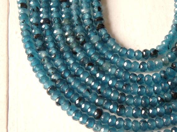 Pcs Dyed  Gemstones Jewellery Making Crafts Mashan Jade Round Beads 6mm Grey 60