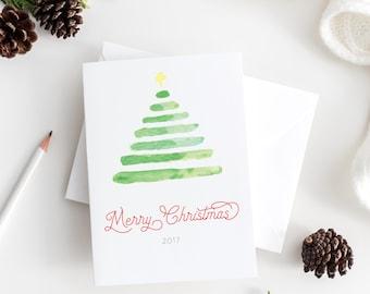 minimalist christmas etsy