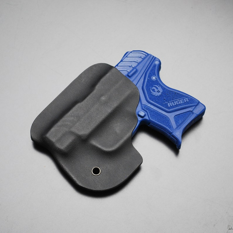 Ruger LCP 2 II Kydex Pocket Carry Gun Micro Holster Concealed CCW