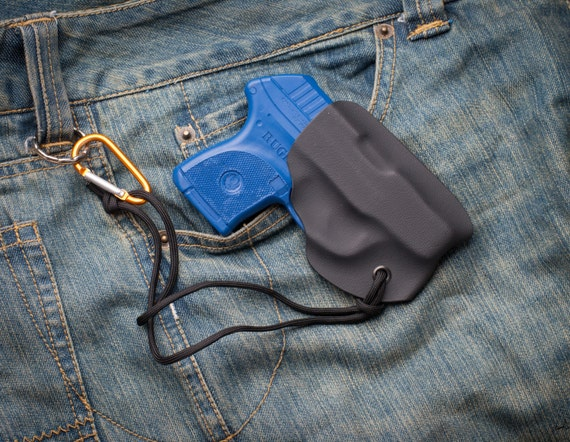 Ruger LCP Micro Pocket Holster w// Paracord