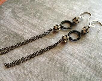 Fancy Chain Earrings