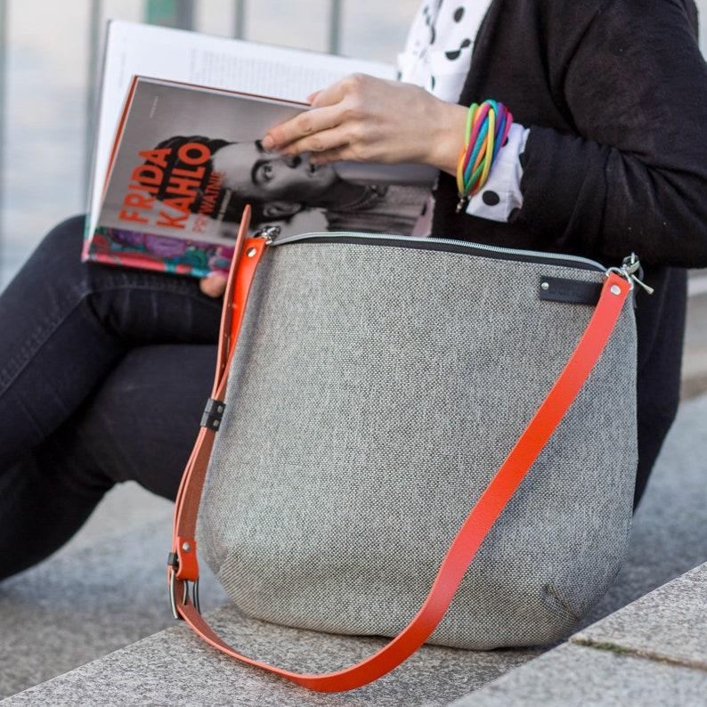 3cd240e0f071 Crossbody bag canvas bag women messenger bag canvas