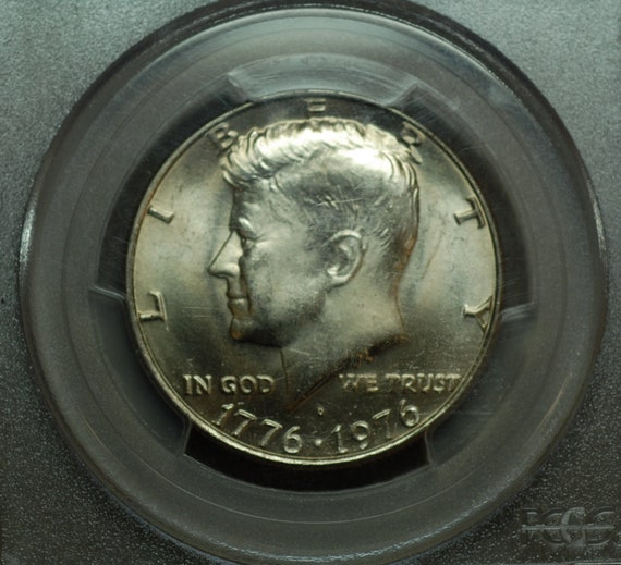 1976-S Kennedy Half Silver MS65 PCGS Mint State 65