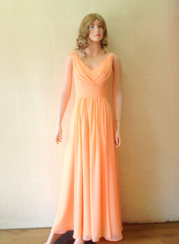 Fantastisch Prom Kleider Pfirsichfarbe Fotos - Brautkleider Ideen ...