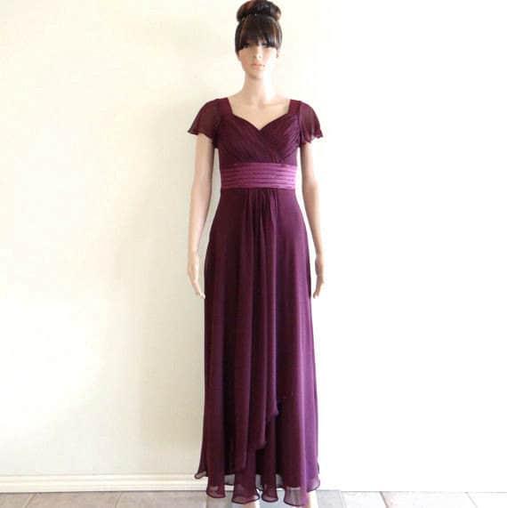 Plum Prom Dresses
