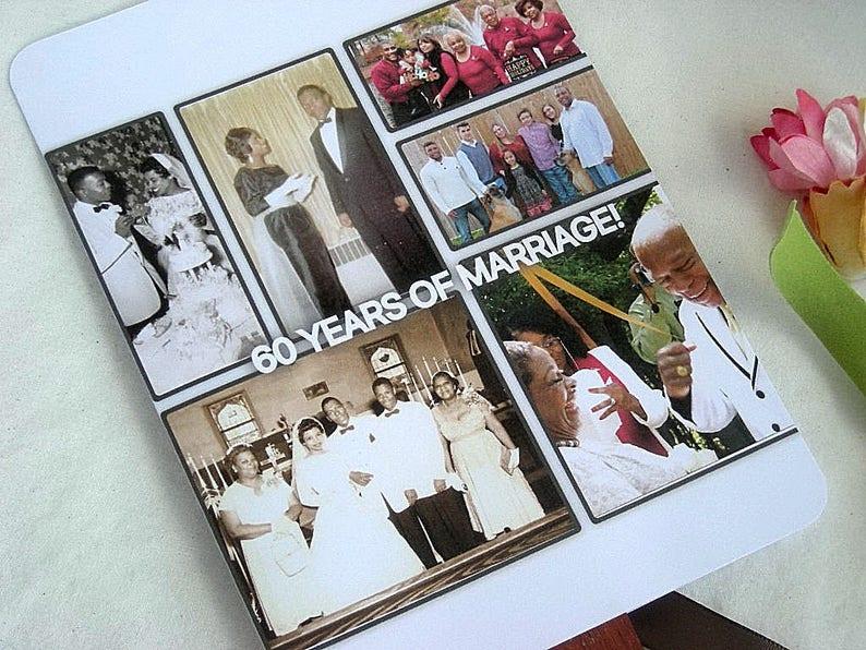 Weddimg Program Fan Colors Amount Personalized Custom Event Anniversary Ceremony Wedding Keepsake Aniversary Photo Fan