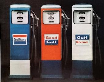 Vintage gas pumps | Etsy