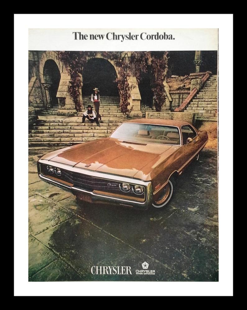 69 Chrysler Cordoba 1969-70 brown Mopar parts Chrysler/Plymouth designs  late 60s  Vinyl & AM Radio! Big Engines  Behemoth bodies