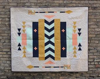 Sonora PDF Quilt Pattern