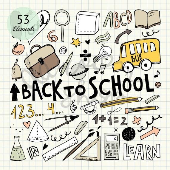 Schüler mit Zettel Clipart, Bild, Cartoon, Grafik, Illustration