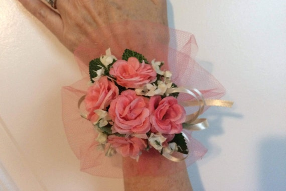 your color rose prom dance small corsage boutonniere red white orange yellow ivory aqua turquoise purple pink