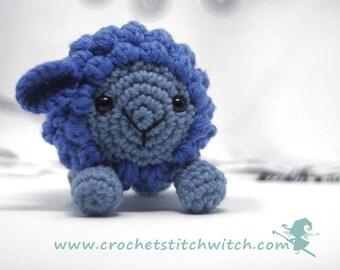 Little Sheep Crochet Pattern
