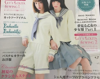 Gothic Lolita Fashion Book Vol 9 - Japanese Craft Book